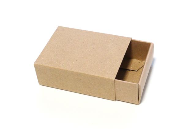 マッチ箱のプチギフト